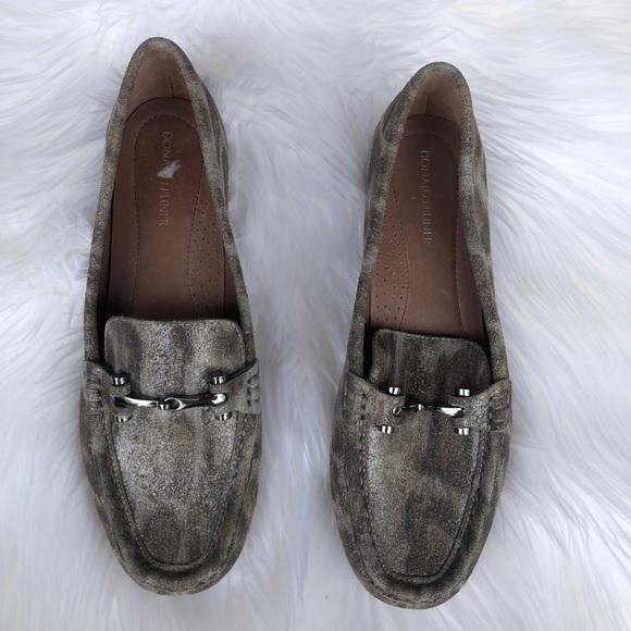99bc1892793 Donald J. Pliner Shoes -  DonaldJ Pliner  Animal Print Filo loafer - Size